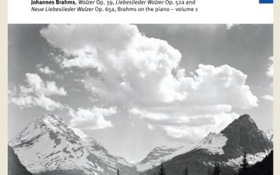 BRAHMS ON THE PIANO – VOLUME 1 / Fiammetta Tarli & Ivo Varbanov, piano four hands
